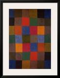 New Harmony, 1936 Prints by Paul Klee