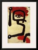 Paukenspieler, 1940 Prints by Paul Klee