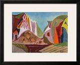 Landscape Pôsters por Werner Gilles