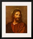 Christ at Thirty-Three Art by Heinrich Hofmann