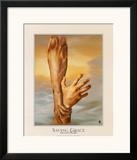 Saving Grace Print by Garret Walker