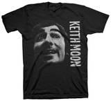 Keith Moon - Grin T-Shirts
