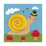 Mini Bugs I Premium Giclee Print by Sophie Harding