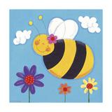 Mini Bugs II Premium Giclee Print by Sophie Harding
