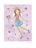 Fashion Fairies II Premium Giclee Print by Sophie Harding