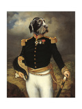 Ceremonial Dress Premium Giclee Print by Thierry Poncelet