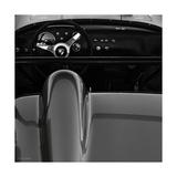 Porsche 1960 : intérieur Reproduction giclée Premium par  Retro Classics