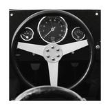 1959 Porsche Reproduction giclée Premium par  Retro Classics