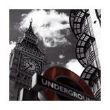 Underground Affiches par Jurek Nems