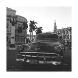Havana IX Giclée-Premiumdruck von Tony Koukos