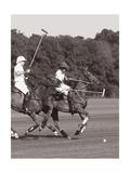 Polo In The Park IV Reproduction giclée Premium par Ben Wood