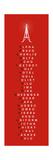 Phonetic Alphabet I Premium Giclee-trykk av  The Vintage Collection