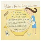 Butter Pie Crust Taide tekijänä Céline Malépart