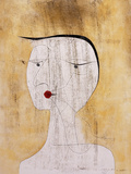 Sealed Woman Giclee-trykk av Paul Klee