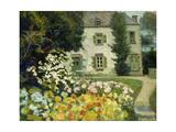 Maison a Ploare Giclée-Druck von Victor Charreton