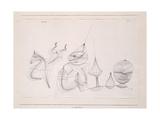 Overtone Giclee Print by Paul Klee