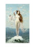 Venus Rising (The Star) Giclée-vedos tekijänä Jean Leon Gerome