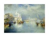 Grand Canal, Venice Giclee Print by Thomas Moran