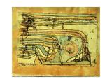 Landscaft im Pankenton Giclee Print by Paul Klee