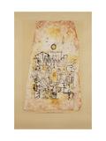 Arabian City; Arabische Stadt Giclee Print by Paul Klee