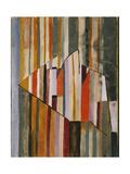 The Pyramid Clown Giclee Print by Paul Klee