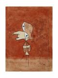Portrait of Brigitte (Whole Figure) Giclee-trykk av Paul Klee