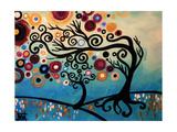 Glorieux sentier Reproduction procédé giclée par Natasha Wescoat