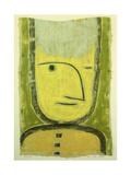 Der Gelb-Grune Giclée-Druck von Paul Klee