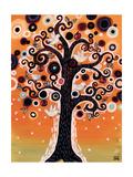 Tree of Life II Reproduction procédé giclée par Natasha Wescoat