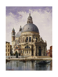 Santa Maria della Salute, Venice Giclee Print by Alberto Prosdocimi