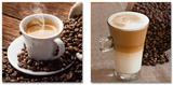Coffee Special (set of 2 panels) Poster