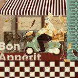 Bon Appetit Prints by Kyle Mosher