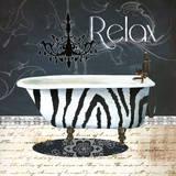 Relax Art by Conrad Knutsen