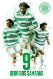Celtic - Samaras 2013/2014 Posters
