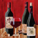 A Tasting I Kunstdrucke von Maria Donovan