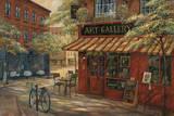 Doug's Art Gallery Affiche par Ruane Manning