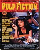 Pulp Fiction (Cover) Toile tendue sur châssis
