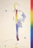 Dorian Gray, Rainbow Edição premium por Jim Dine