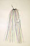 Dorian Gray, Rainbow collar Edição premium por Jim Dine