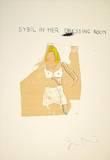 Dorian Gray, Sybil Edição premium por Jim Dine