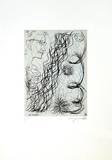 Jetset 4 Brillenträger Særudgave af A. R. Penck