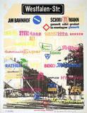 Westfalenstraße 限定版アートプリント : ピーター・ブリューニング