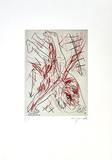 Jetset 5 Handstand Særudgave af A. R. Penck