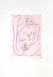 Jetset 3 Erotische Frau Edição limitada por A. R. Penck