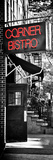 Urban Scene, Corner Bistro, Meatpacking and West Village, Manhattan, New York Premium fotografisk trykk av Philippe Hugonnard