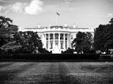 The White House South Lawn, Official Residence of the President of the US, Washington D.C Valokuvavedos tekijänä Philippe Hugonnard