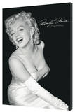 Marilyn Monroe - Loved Stretched Canvas Print