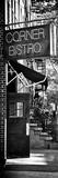 Urban Scene, Corner Bistro, Meatpacking and West Village, Manhattan, New York Reproduction photographique par Philippe Hugonnard