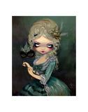 Marie Masquerade Affiches par Jasmine Becket-Griffith