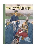 The New Yorker Cover - November 12, 1949 Giclee Print by Helen E. Hokinson